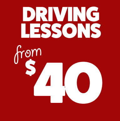 Driving Lessons from $40.00