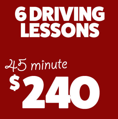 6 x 45 minutes lessons